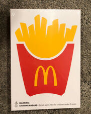 McDonald's 500 Piece Puzzle French Fries Fry Box New