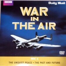 War In The Air - Disc 5 - The Quiet Peace, The Past And Future (DVD)