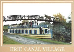 PA - ERIE CANAL VILLAGE ERIE, PA POSTCARD