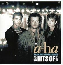 CD de musique compilation a-ha