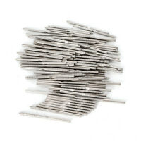 "20/50/100pcs 1/8"" T316 Lag Stud Stainless Hand Swage Cable Railing Lift Durable"