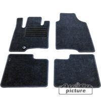 Kit 4 Tappeti Tappetini in tessuto specifici X Fiat Panda (312)