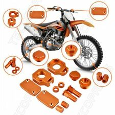 NiceCNC Anodized Billet Kit Pack For KTM 250XCF-W EXC-F 300EXC XC-W 350SX-F XC-F