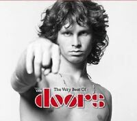 "THE DOORS "" THE VERY BEST OF"" CD NEUWARE"