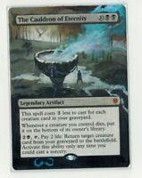 The Cauldron of Eternity Altered Full Art MTG Magic Commander EDH Birthday Gift
