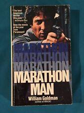 Marathon Man by William Goldman Dustin Hoffman Movie Tie In Cover Dell 5502 PB
