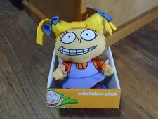 2017 COMIC IMAGES--RUGRATS ANGELICA--NICKELODEON PLUSH (NEW)