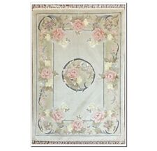 YILONG 2'x3' Classic Hand Knotted Silk Rug Traditional Hand woven Home Carpet
