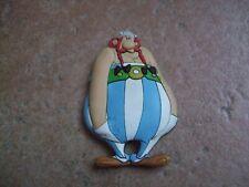 Astérix//Obélix Aimant de Réfrigérateur Nouveau par PLASTOY France peint à la main à partir de 2010