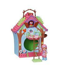 Zapf MINI CHOU CHOU Kuckucksuhr - Haus mit Puppe Minipuppe Elody 12cm Neu 920077