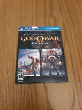 God of War Collection - PS3 Playstation 3- In cardboard slip case