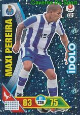337 MAXI PEREIRA URUGUAY FC.PORTO IDOLO CARTAO CARD ADRENALYN LIGA 2017 PANINI