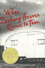 When Zachary Beaver Came to Town by Kimberly Willis Holt (1999, Hardcover, Re...