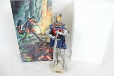 Vintage Myths & Legends Historical Knights Collection Malta Statue Suit Armor