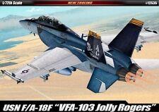 1:72  SCALE ACA12535 - Academy - F/A-18F USN VF-103 Jolly Rogers MCP