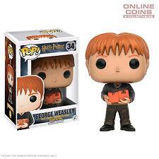 HARRY POTTER - George Weasley Pop! Vinyl Figure - FUNKO - BRAND NEW IN BOX!