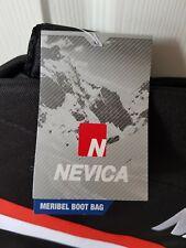 NEVICA MERIBEL BOOT BAG - SKIING travel WINTER SPORTS black SNOWBOARDING ski RED