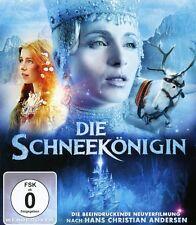 Blu-ray * DIE SCHNEEKÖNIGIN # NEU OVP &