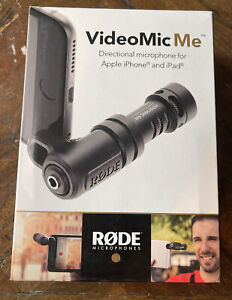 RØDE Microphones VideoMic Me Directional Microphone for Smart Phones IPhone IPad