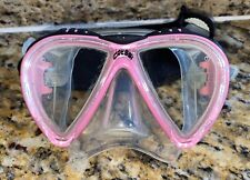 CRESSI Snorkeling Pink Mask (pre-owned)