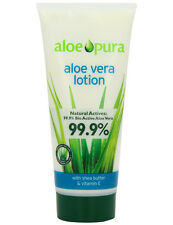 Aloe Pura Aloe Vera Lotion with Shea Butter & Vitamin E 200ml DRY SKIN, SUNBURN