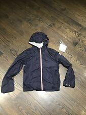 Moncler Boys Navy Blue Urville Jacket 10 A