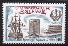 FRANCE 1981 Naval School 150th Anniversary. Set of 1. Mint Never Hinged. SG2436.