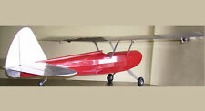 Giant Mighty Barnstormer Parasol Sport Plane Plans,Templates, Instructions 90ws