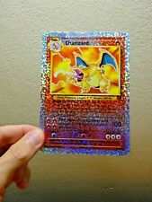 Pokemon Charizard Legendary Collection Box Topper REVERSE HOLO Jumbo Card