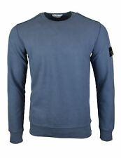Stone Island AW19/20 Blue Crew Neck Sweatshirt BNWT Free UK P&P!