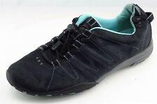 Clarks  Walking Shoes Black Synthetic Women9Medium (B, M)