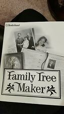 Family Tree Maker User Tutorial & Reference Manual,No CDs,5th Edt.
