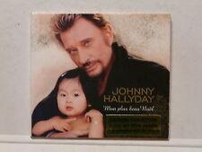 JOHNNY HALLYDAY Mon plus beau Noel Edition collector 602498357446 CD MAXI