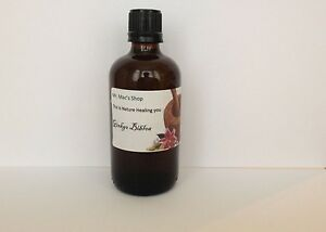 Ginkgo Bibloa 100% Natural Herbal medicine, Improves memory and bloodflow