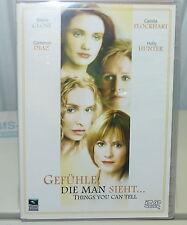 Gefühle, die man sieht - mit Glen Close, Cameron Diaz !! Wie Nagelneu !!