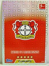 Match Attax 2017/18 Bundesliga - #199 Bayer 04 Leverkusen - Club / Wappen