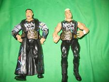 Jakks Wrestling figures Nasty Boys 2Action Figures