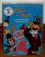 LA VUELTA AL MUNDO DE WILLY FOG LA SERIE COMPLETA 5 DVD NUEVO (SIN ABRIR) R2