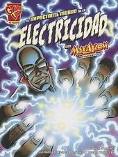 El impactante mundo de la electricidad con Max Axiom, supercientífico (Ciencia g