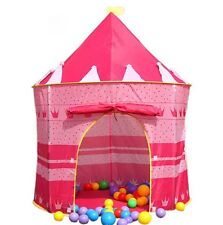 New Baby Toddler Toy Princess Castle Kids Play Tent Girls Fun Play Laugh