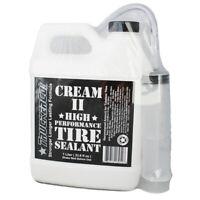 Liter TruckerCo Cream II 2  latex mountain road bike Tubeless Tire Sealant Quart