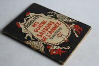Livre Rabelais des quatre saisons de l'année Lucien Laforge 1923 (44531)