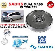 PER FORD FOCUS 1.6 TDCi 90bhp 109BHP 2003 + SACHS DMF doppia massa volano