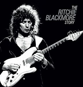RITCHIE BLACKMORE - THE RITCHIE BLACKMORE STORY (DELUXE EDITION) 2DVD + 2CD NEUF