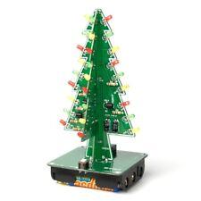 LED Christmas Tree - Learn To Solder Kit Little Bird