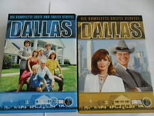 DALLAS - Komplette Staffel 1+2+3