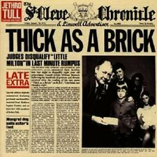 "JETHRO TULL ""THICK AS A BRICK"" CD NEUWARE"