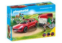 Playmobil 9376 - Porsche Macan GTS with Horse Box - NEW!!