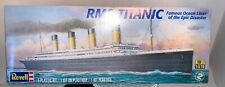 Revell Kit 0445 RMS TITANIC 1:570 Scale - 2011 - New