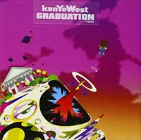 Kanye West - Graduation (Enhanced) [CD]